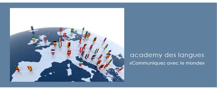 Academy des Langues - formations linguistiques